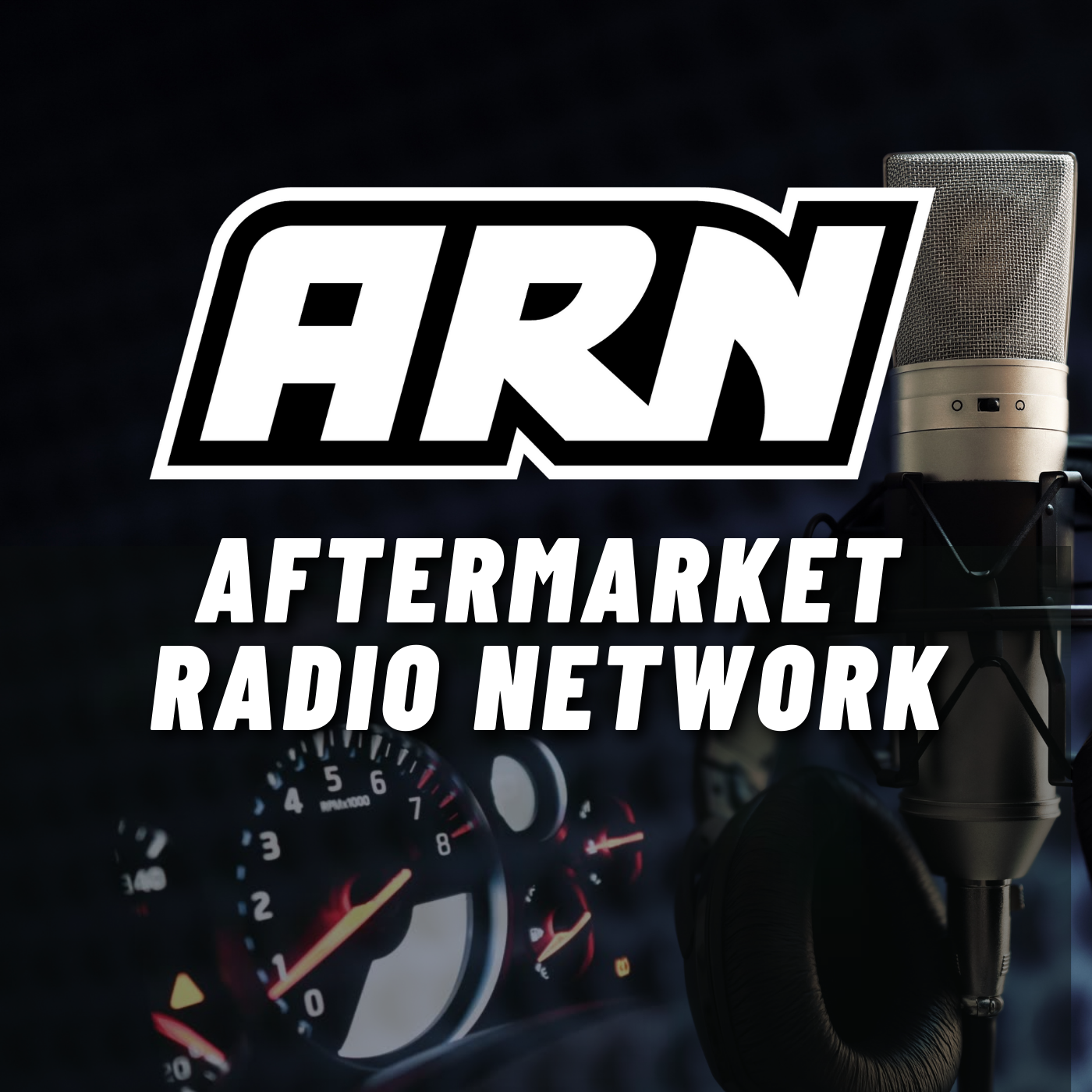 AFTERMARKET RADIO NETWORK Cover Art 14x14