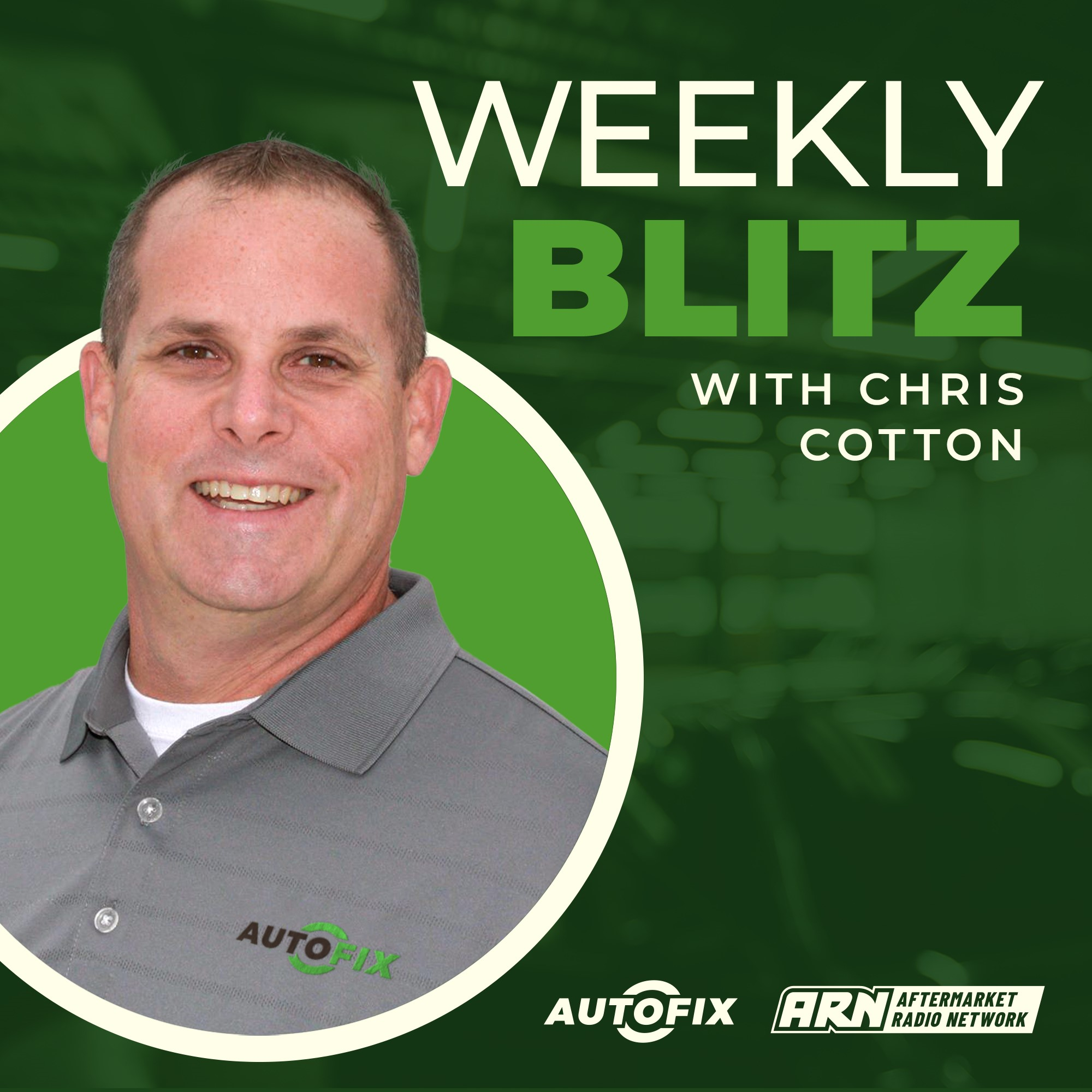 Weekly Blitz With Chris Cotton Cover Art SMP