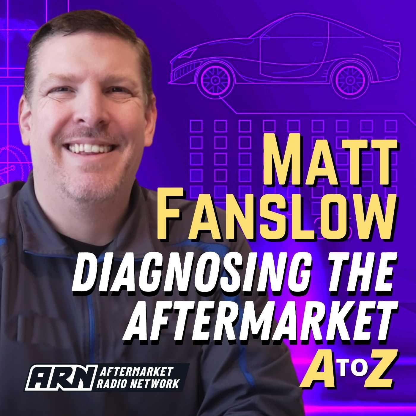 Matt Fanslow Cover Art